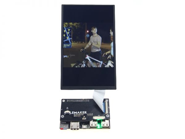 Hikey 7 inch MIPI LCD panel - General discussion - LeMaker